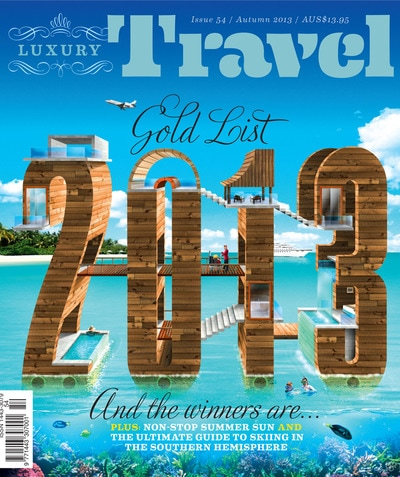 Travel Magazine